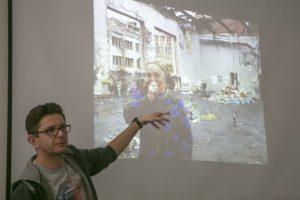 Spotkanie z fotografem Sewerynem Sołtysem