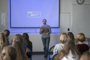 Spotkanie z Rafałem Lisowskim