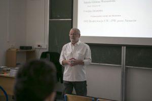 Wykład  prof. Marka  Kordosa